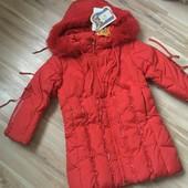 Пуховое пальто Kiko оригинал Зима -20
