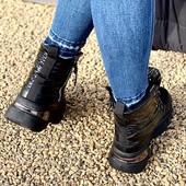 Зимние ботинки!!!