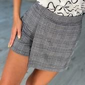 .юбка - шорты ткань костюмка