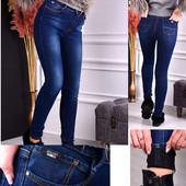 Акция, цена супер. ❄️Срочный сбор!!! ❄️Зимние джинсы на флисе.