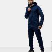 Трехнитка на флисе. Мужской спортивный костюм Nike