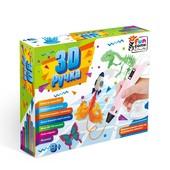 3Д ручка и пластик к ней