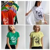 Новинки футболок, маек, размер норма и батал