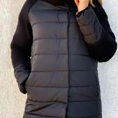 Распродажа!Куртки пальто 42 до 52.Товар в ограниченном наличии!
