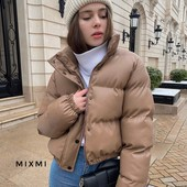Стильные курточки с эко-кожи на синтепоне