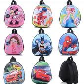 Модные стильные детские рюкзаки в садик,в школу!Likee among us и много другого!смотрите все СП!