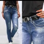 В наличии!!! Женские джинсы Новинки! Супер качество - уже выкупали эти модели
