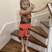 СП Быстрый сбор.Шок Цена Шикарные детские костюмы на лето