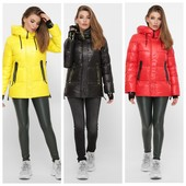Стильные Куртки деми/зима. Цены оптовые от производителя!