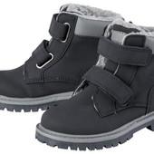 Акция 3дня 25-26-27-28-29-30 ботинки на липучках Lupilu Alaska Рepperts Германия крутая модель