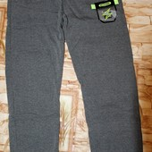 Модные спорт. брюки с начесом на мальчиков 134-164 р