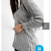 Стильные свитерки р.42/52. Разные цвета и модельки.