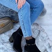 Сбор.Женские зимние ботинки