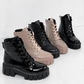 Деми ботинки, сапожки от производителя! Натуральная кожа и замша. В наличии и под заказ.