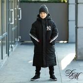 Пальто зимнее для мальчиков
