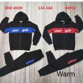 Спортивный костюм утепленный для мальчиков Active Sport 134-164 р.р.