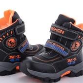 Термо чобітки 27-32р багато моделей