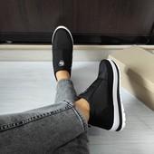 Тёплые и лёгкие женские ботинки термосапоги.